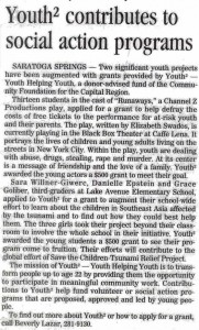 The Saratogian - January 22, 2005